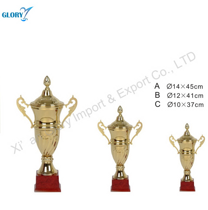 Best Quality Creative Religion Islamic Trophy Metal Cups