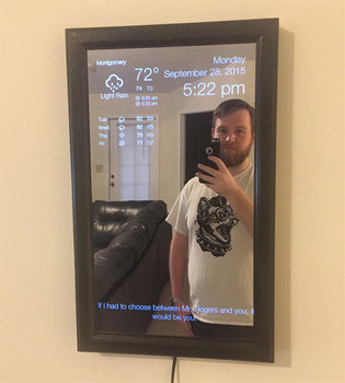 High Quality Smart Mirror Maed Of 60376494062 on meter details