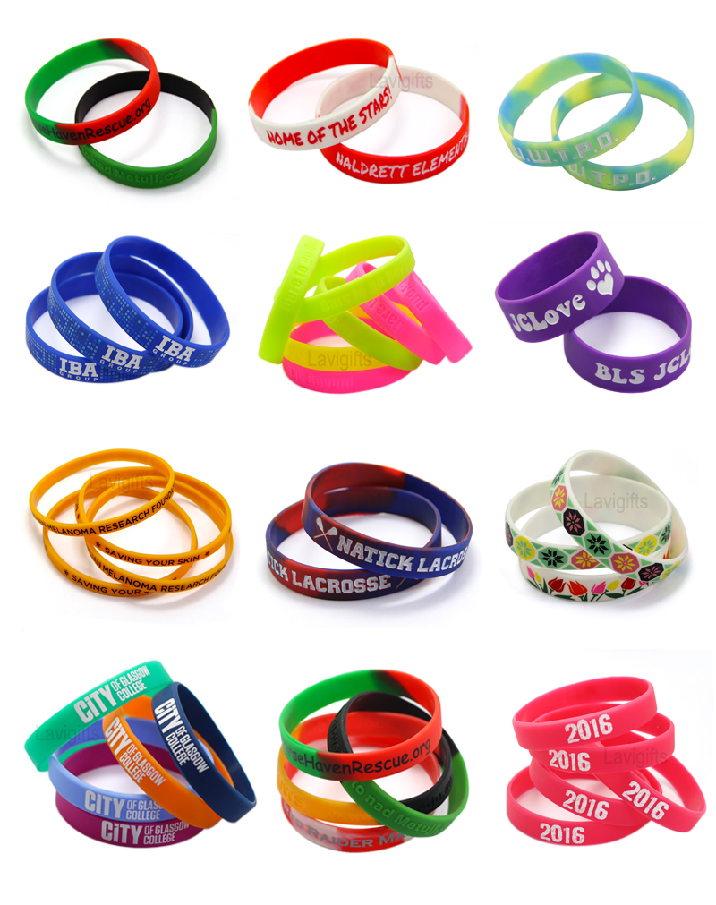 Mass Production Color Changing Silicone Chain Mosquito Repellent Wristband Bracelet Mold