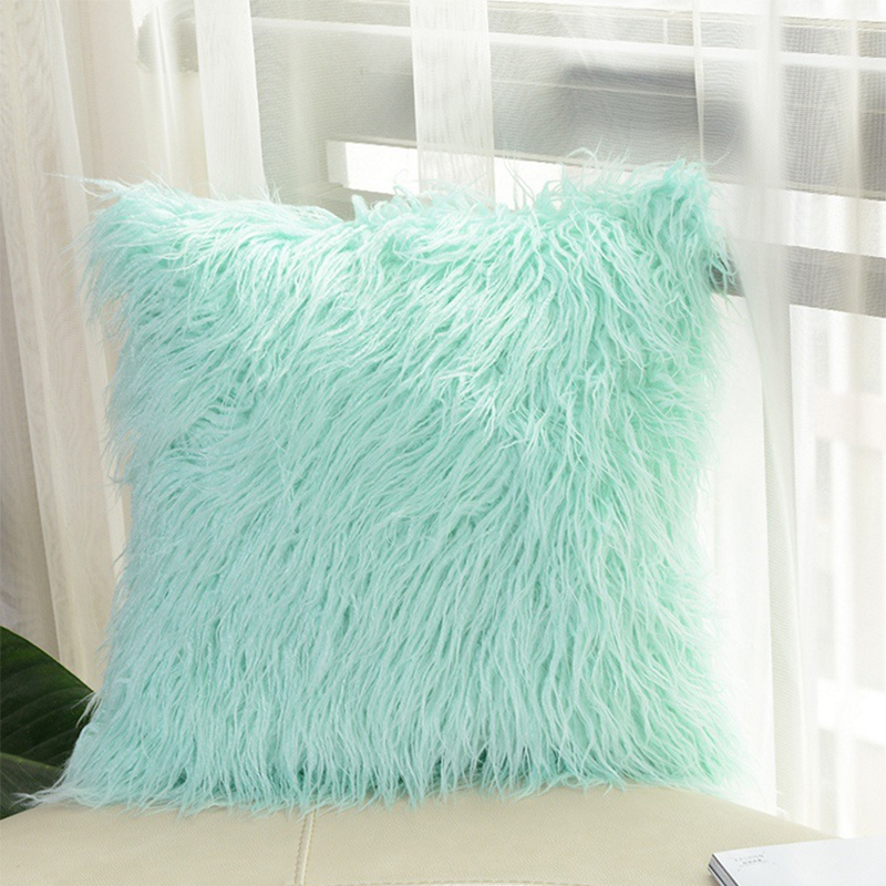 High Quality Fluffy Plush Pillow (1)