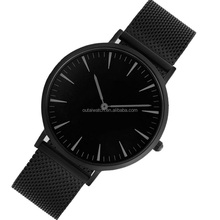 Ultra slim watch,EC ROHS nickel free watch quartz for mens watch