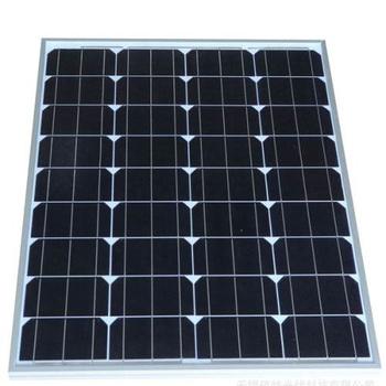 80w 240w Mono Color Solar Panel Thin Film Buy Color
