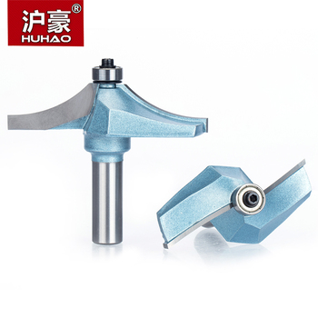 1 2 Shank Horse Nose Bit With Bearing Industrial Grade Tideway Router Bits For Wood Woodworking Tools Milling Cutter Endmill View 12mm Shank Router