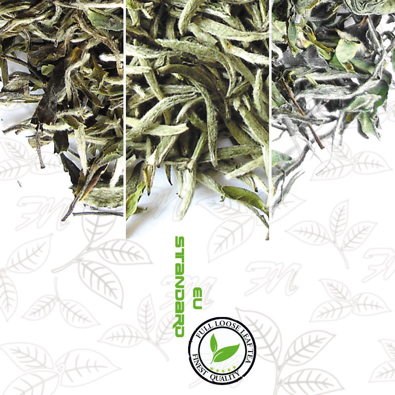 Full range of organic Chinese white tea - 4uTea | 4uTea.com