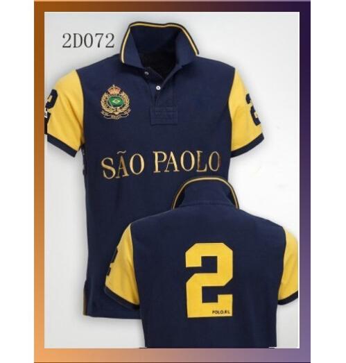 Camisa De Polo De La Marca Nombres de alta calidad