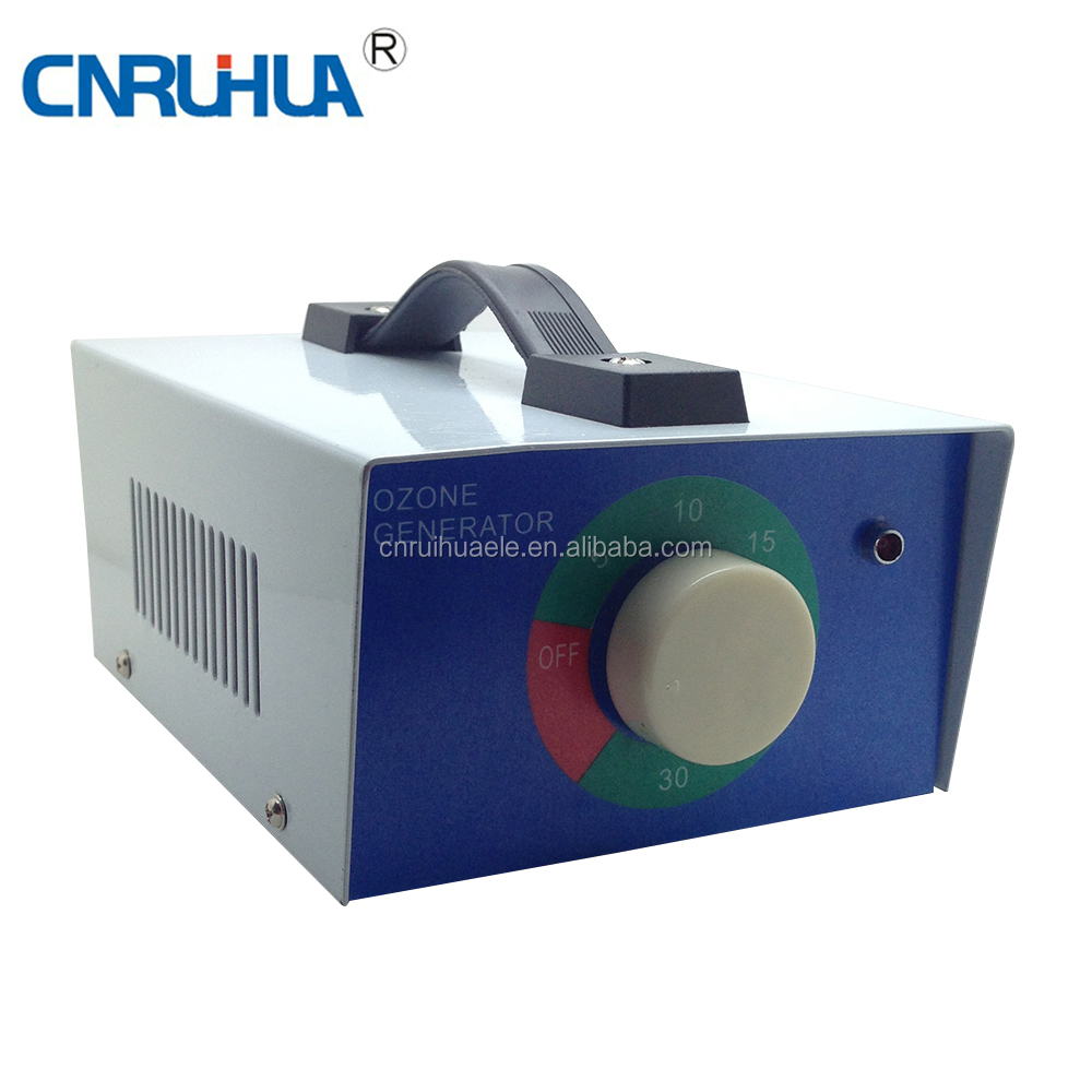 domestic ozone water purifier high voltage ozone generator