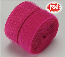 Factory supply 100% Nylon Soft Hook and Loop Tapes Wholesale