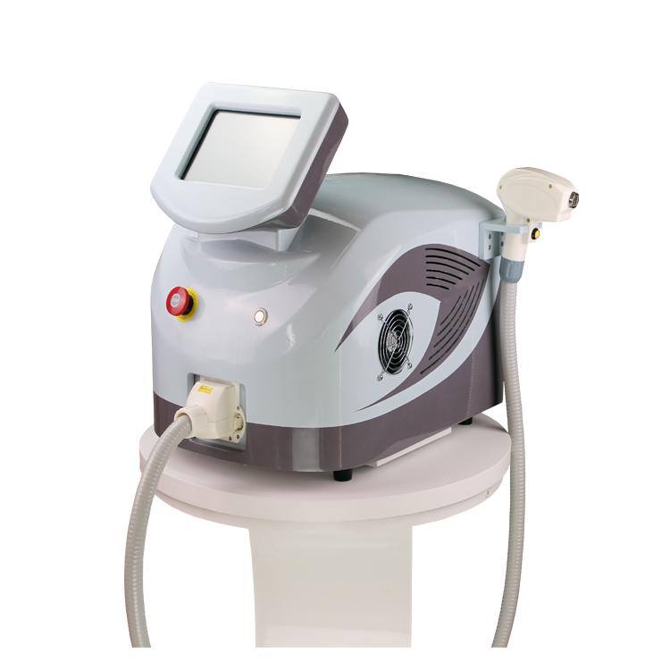 Fda Permanent Soprano 808nm Diode Laser Hair Removal Machine Price