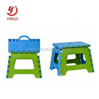 7 Inches Colorful Kids Plastic Folding