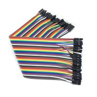 20/30cm Raspberry Pi 40pcs Dupont Line Cable Male to Female Jumper Wire for Raspberry Pi 3