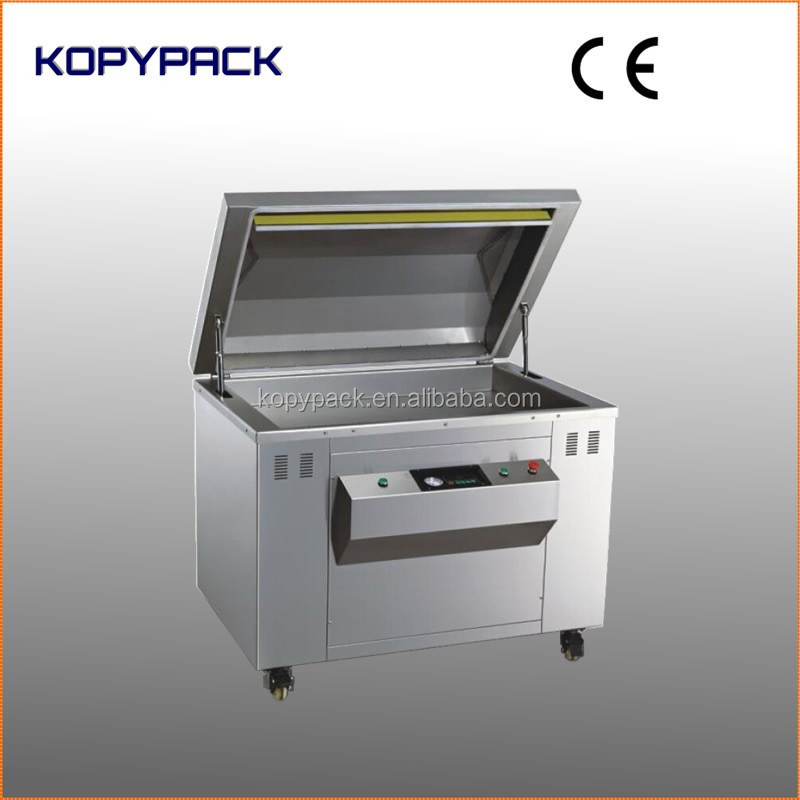 High Power Capacity High Quality Hinges On Vacuum Lid Vacuum Packing Machine