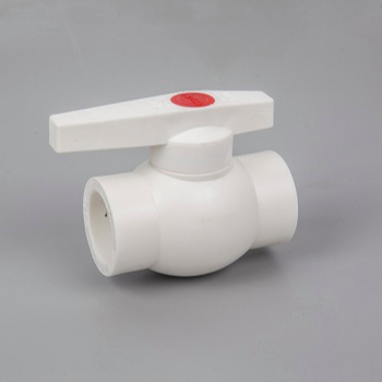 PPR all plastic ball valve