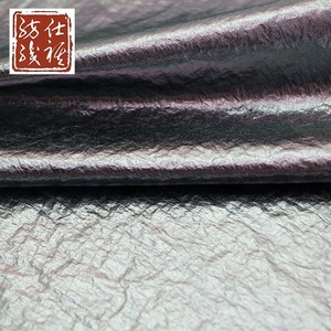 Hot sale silver full coated nylon taffeta fabric