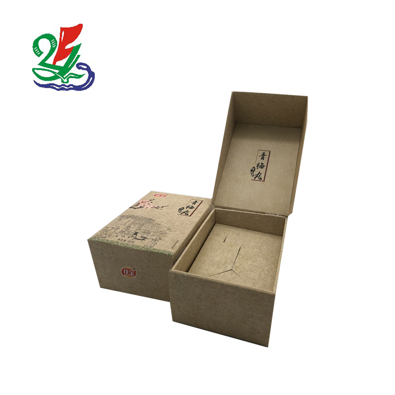 OEM Wholesale Candy Chocolate Soft Cardboard Paper Folding Gift Packaging Box Design