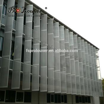 Exterior Perforated Metal Aluminum Panel For Building Facades - Buy  Perforated Metal/aluminum Panel,Decorative Perforated Metal  Panels,Perforated