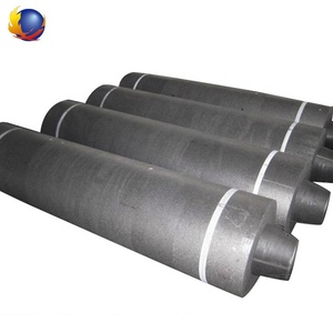 Factory electrodes price granulated electrode graphite for steel casting
