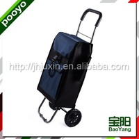double layer shopping cart