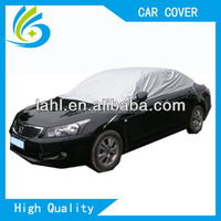 folding creative dust proof and water proof advanced half car cover