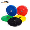 Cross Fitness Power Training Rubber Weight Plate