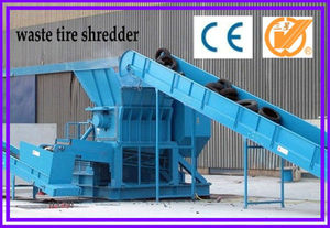 2013-2014 used tire recycling,used tire shredder,used tire shredder machine