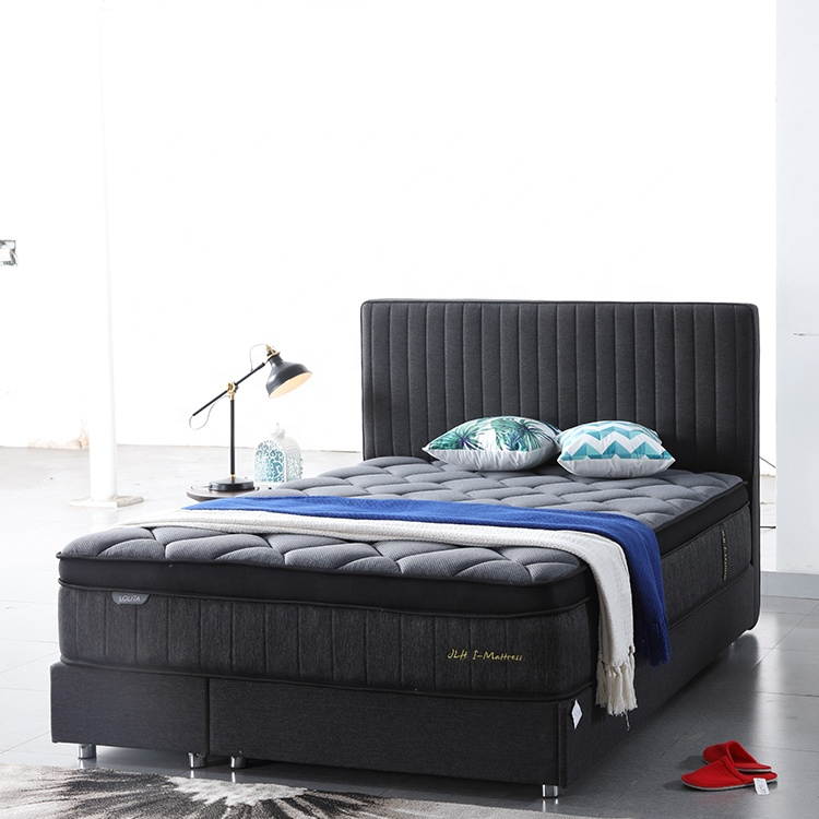 Home Sleep Double Twin Single Queen King Size Bed Pocket Spring