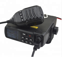 AC-002 26MHz 27MHz CB Radio with Color LCD 4 Watts 40 Channels 10 Meter Amateur CB Mobile Radio FM AM Mode Radio