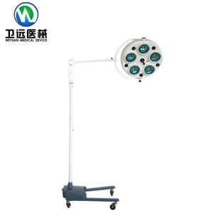 Names of Orthopedic Surgical Instruments Cheap Mobile Medical Surgical Shadowless Operating Lamps 24V/25W