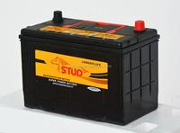 Korea design good quality most cost-effective Automotive battery 65D31R MF 12V 70AH