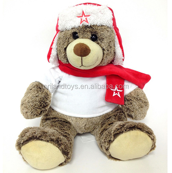 Factory wholesale free sample soft plush toy dolls stuffed animals