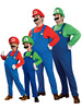 MOON BUNNY Funy Cosplay Costume Super Mario Luigi Brothers Fancy Dress Up Party Costume Cute Costume Adult Children Kid Free Shi