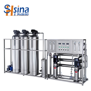 RO water treatment plant/reverse osmosis water filter machine/industrial waste water treatment