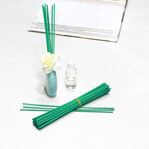 Dyed color ecofriendly aroma rattan reed diffuser