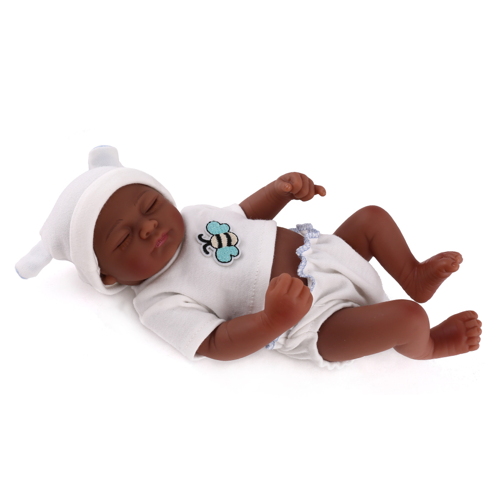 NPK <strong>DOLL</strong> reborn <strong>doll</strong> with soft real gentle touch very cute Handmade vinyl 10 inch miniature preemie newborn baby <strong>doll</strong> bath toys