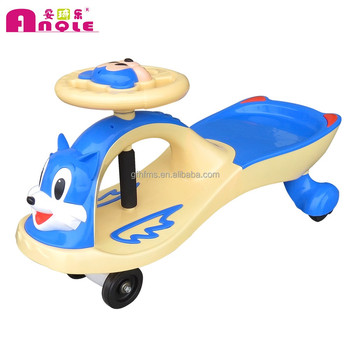 wholesale new pp children plasma car kids twist car baby swing car