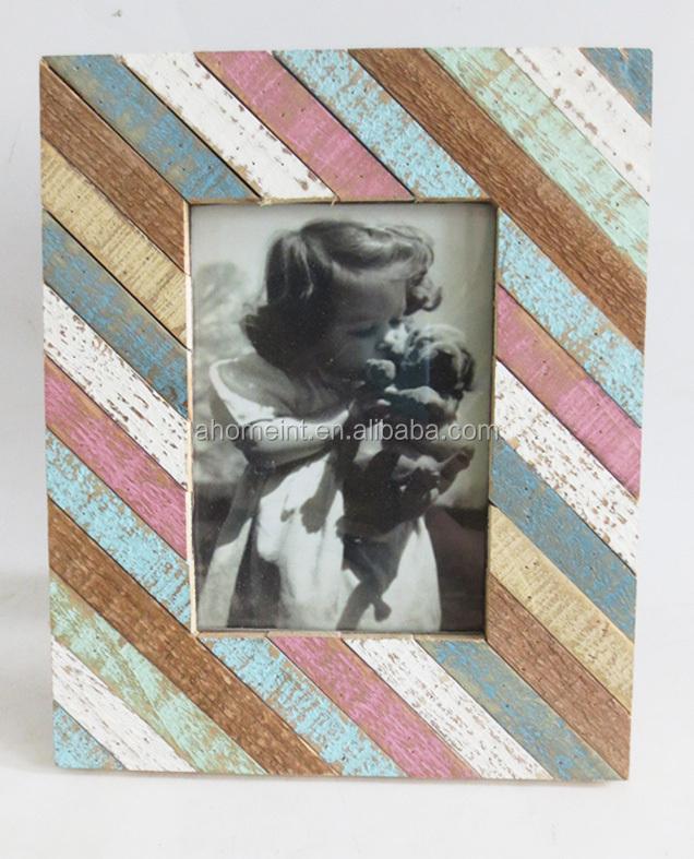 Venta al por mayor marco fotos plata bebe-Compre online los mejores ...