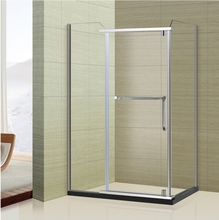 2018 bathroom pivot shower cabin Hosta hot selling 8mm glass cheaper shower room