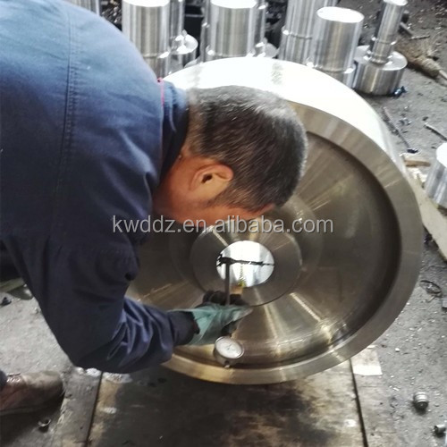 Raw Forged Wheel Blanks good quality machining product