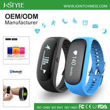 J-Style Fitness Tracker with Heart Rate Monitor Fitness Tracker with Heart Rate Monitor