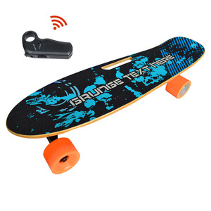 Cheap price boosted electric skateboard kit 4 wheel electric skateboard with remote controller