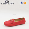 Soft G.GIOVANINI 2016 design high-end womens moccasin driving boat shoes hot selling italian designer lady shoes