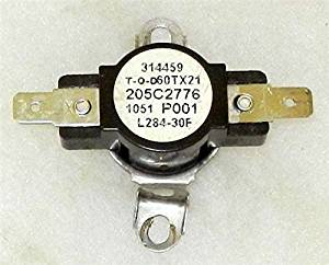 Recertified GE WB24T10081 Wall Oven High Limit Switch