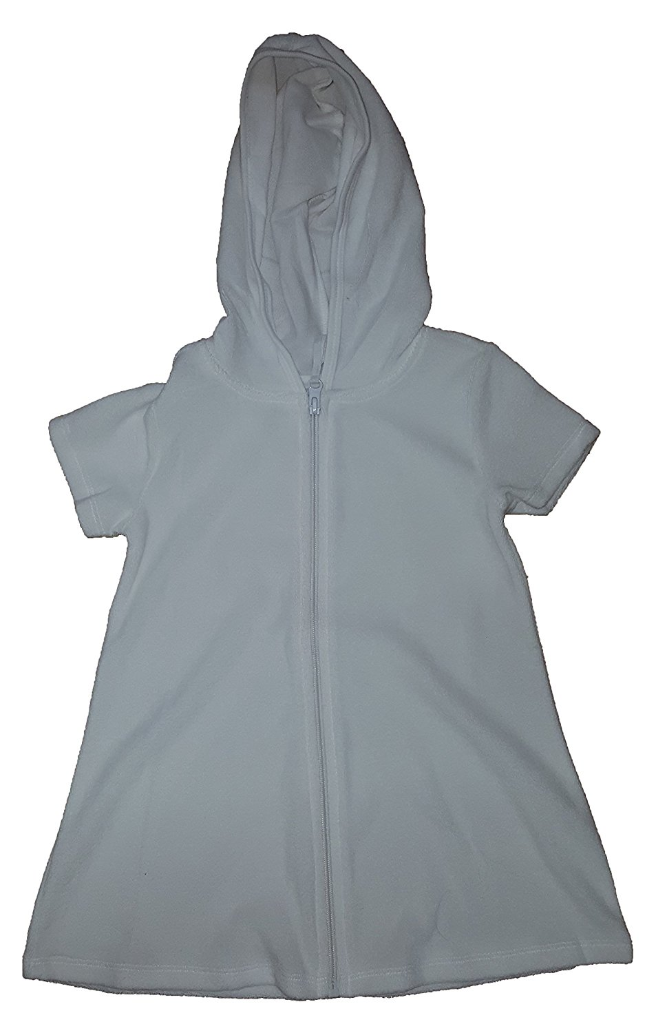 a0f1bd1d8a Get Quotations · OP Girls Terry Hooded Swimsuit Cover up
