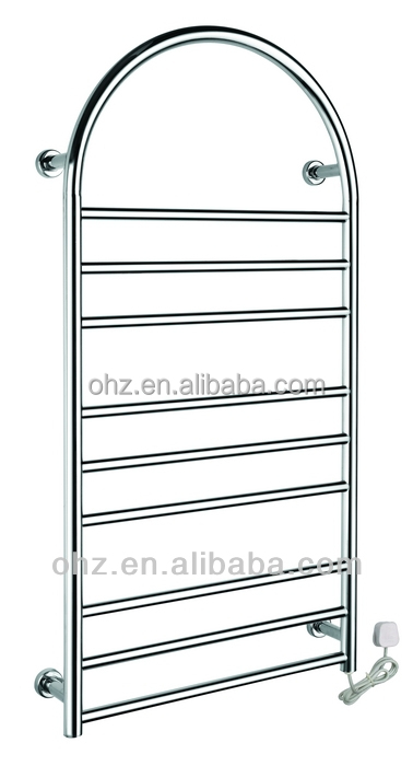 hot sales newly style stainless steel bathroom towel warmer 9004