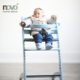 OT-1299 baby high chair 3 in 1 wooden adult baby feeding high dining chair