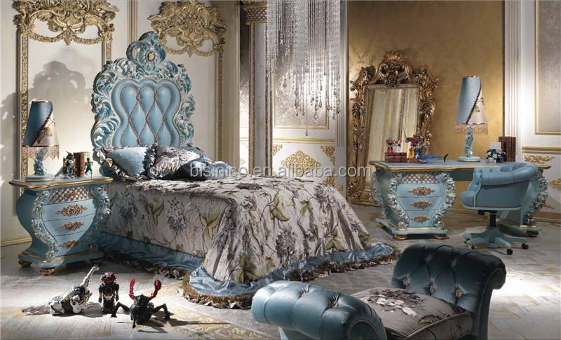 Diseño italiano de lujo conjunto de muebles de dormitorio de los ...