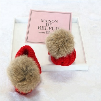 New Brand Handmade Booties Free Knitting Patterns Crochet Baby Shoes