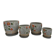 unique indoor decorative ceramic plant flower pots