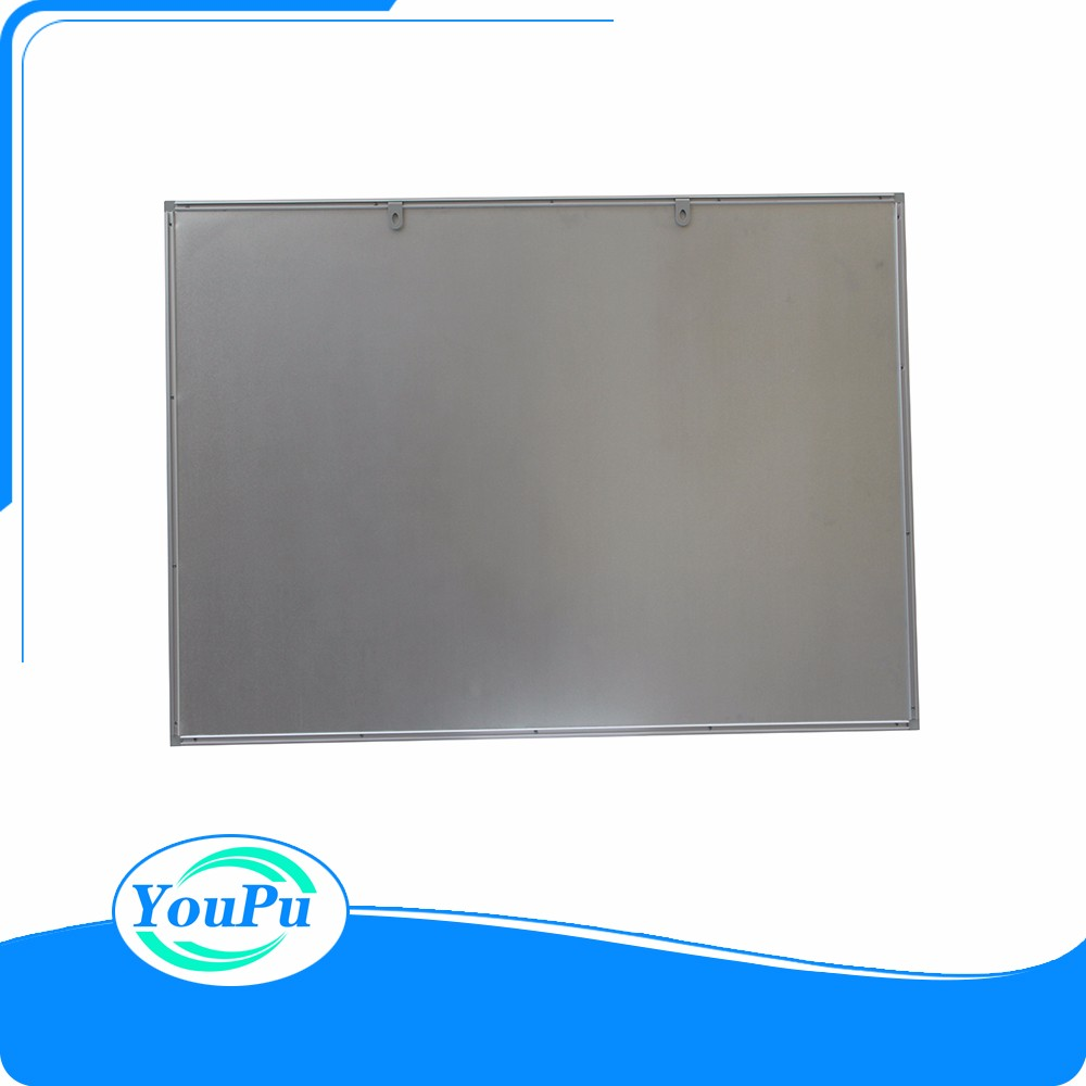 white board standard size wall mounted white board /magnetic whiteboard for education ,office,school supplier