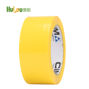 sealing perforated italian packing retractable adhesive tape
