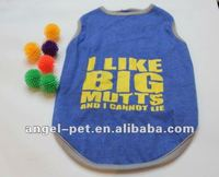 Summer Cloth for Dogs/Dog T shirt